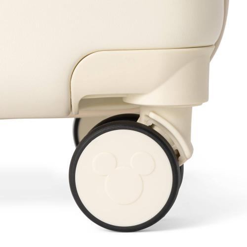 [1-3泊] シフレ ハピタス 30L 限定色DN8 ミッキーマウスフェイスホワイト 4輪 siffler HAPITAS