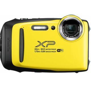 FUJIFILM 防水カメラ XP130Y イエロー