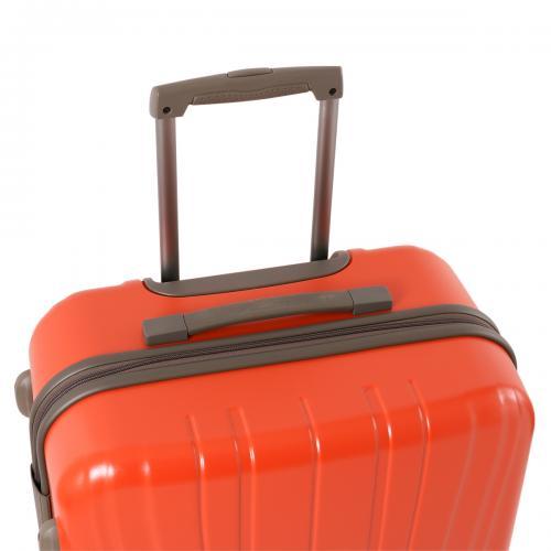 [3-5泊] プロテカ(エース) フラクティ 64L オレンジ 4輪 ACE PROTECA FLUCTY