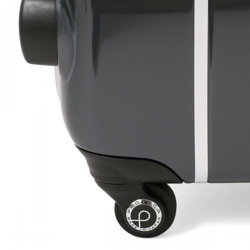 [3-5泊] プロテカ(エース) レクト 67L ガンメタリックブラック 4輪 ACE PROTECA RECT