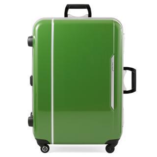 [5-10泊] プロテカ(エース) レクト 80L グラスグリーン 4輪 ACE PROTECA RECT