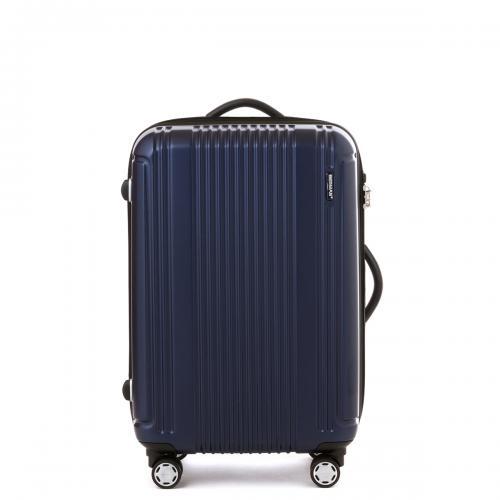 [3-5泊] バーマス プレステージ 49L ブルー 4輪 BERMAS PRESTIGE Ⅱ BLUE