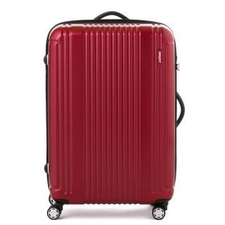 [5-10泊] バーマス プレステージ 83L レッド 4輪 BERMAS PRESTIGE RED