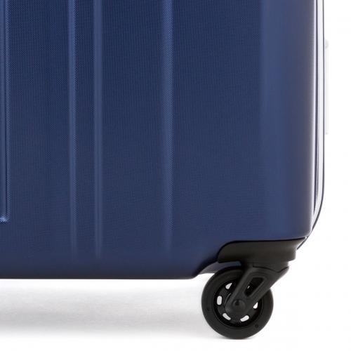 [5-10泊] サンコー スーパーライトMg EX 76L ブルー 4輪 SUNCO SUPER LIGHTS Mg EX