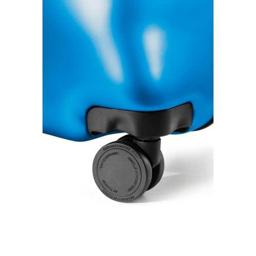 [1-3泊] クラッシュバゲージ アイコンコレクション 35L ラグーナブルー 4輪 CRASH BAGGAGE