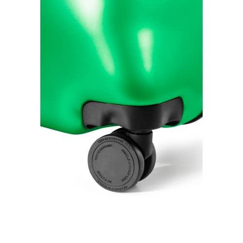 [10泊以上] クラッシュバゲージ アイコンコレクション 99L ミントグリーン 4輪 CRASH BAGGAGE