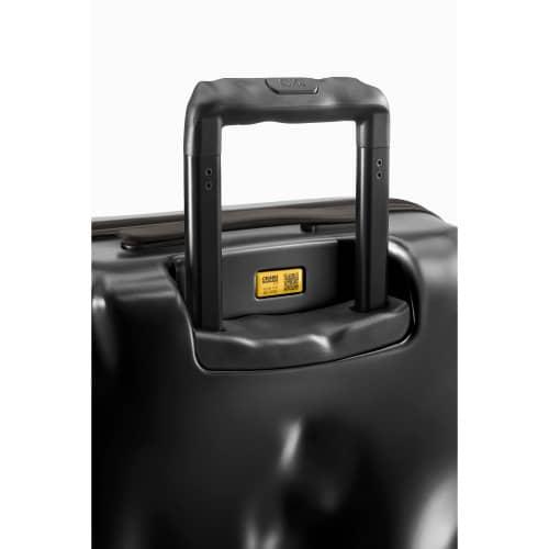 [1-3泊] クラッシュバゲージ アイコンコレクション 35L ブラック 4輪 CRASH BAGGAGE