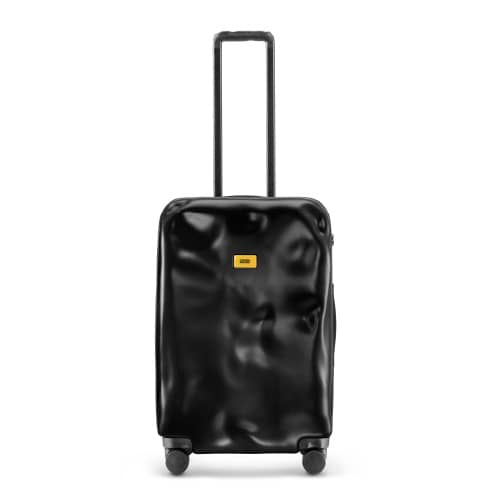 [3-5泊] クラッシュバゲージ アイコンコレクション 65L ブラック 4輪 CRASH BAGGAGE