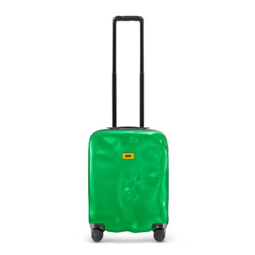 [1-3泊] クラッシュバゲージ アイコンコレクション 35L ミントグリーン 4輪 CRASH BAGGAGE