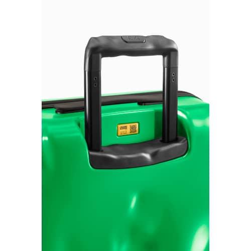 [3-5泊] クラッシュバゲージ アイコンコレクション 65L ミントグリーン 4輪 CRASH BAGGAGE