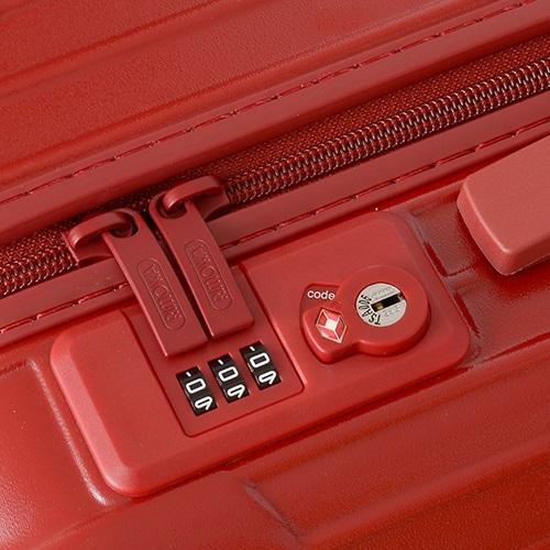 [5-10泊] リモワ サルサ 78L レッド 4輪 RIMOWA SALSA MULTIWHEEL RED