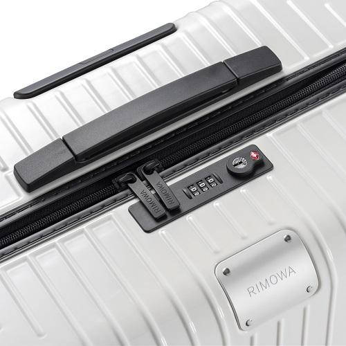 [5-10泊] リモワ エッセンシャルライト 81L ホワイト 4輪 RIMOWA Essential Lite