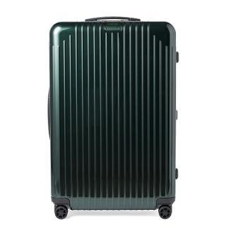 [10泊以上] リモワ エッセンシャルライト 81L グリーン 4輪 RIMOWA Essential Lite