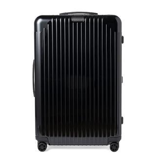 [10泊以上] リモワ エッセンシャルライト 81L ブラック 4輪 RIMOWA Essential Lite