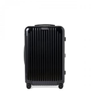 [3-5泊] リモワ エッセンシャルライト 59L ブラック 4輪 RIMOWA Essential Lite