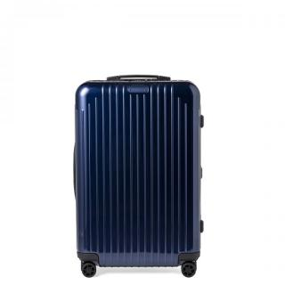 [3-5泊] リモワ エッセンシャルライト 59L ブルー 4輪 RIMOWA Essential Lite