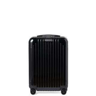 [1-3泊] リモワ エッセンシャルライト 37L ブラック 4輪 RIMOWA Essential Lite