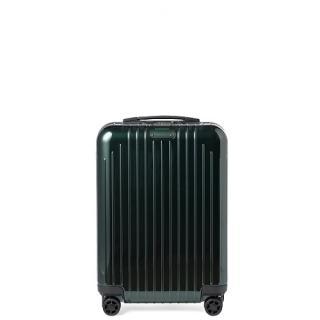[1-3泊] リモワ エッセンシャルライト 37L グリーン 4輪 RIMOWA Essential Lite