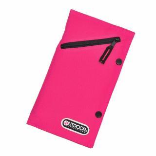 ネックポーチ ピンク