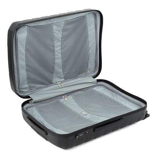 [3-5泊] ロンカート ボックス BOX 67L ブラック RONCATO
