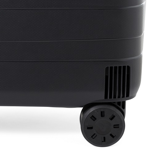 [10泊以上] ロンカート ボックス BOX 97L ブラック RONCATO