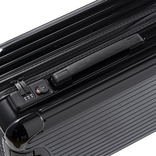 [1-3泊] リモワ エッセンシャル 36L ブラック 4輪 RIMOWA Essential MULTIWHEEL