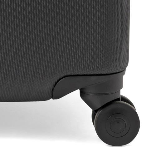 [5-10泊]デルセー シャトレーハードプラス 79L ブラック 4輪 Delsey CHATELET HARD+