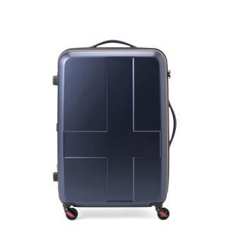 [5-10泊]イノベーター ファスナー 70L ディープブルー 4輪 innovator