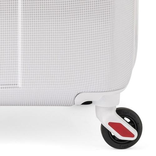 [5-10泊]イノベーター ファスナー 70L ホワイトカーボン 4輪 innovator
