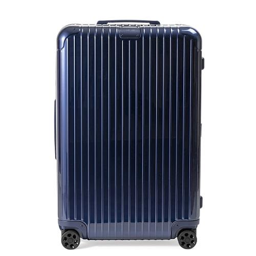[5-10泊] リモワ エッセンシャル 85L ブルー 4輪 RIMOWA Essential