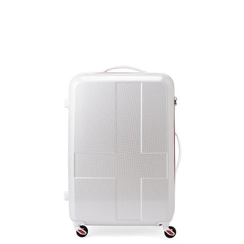 [3-5泊以上]イノベーター 50L ホワイトクロスカーボン 4輪 innovator