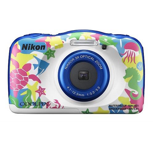 Nikon 防水カメラ COOLPIX W100