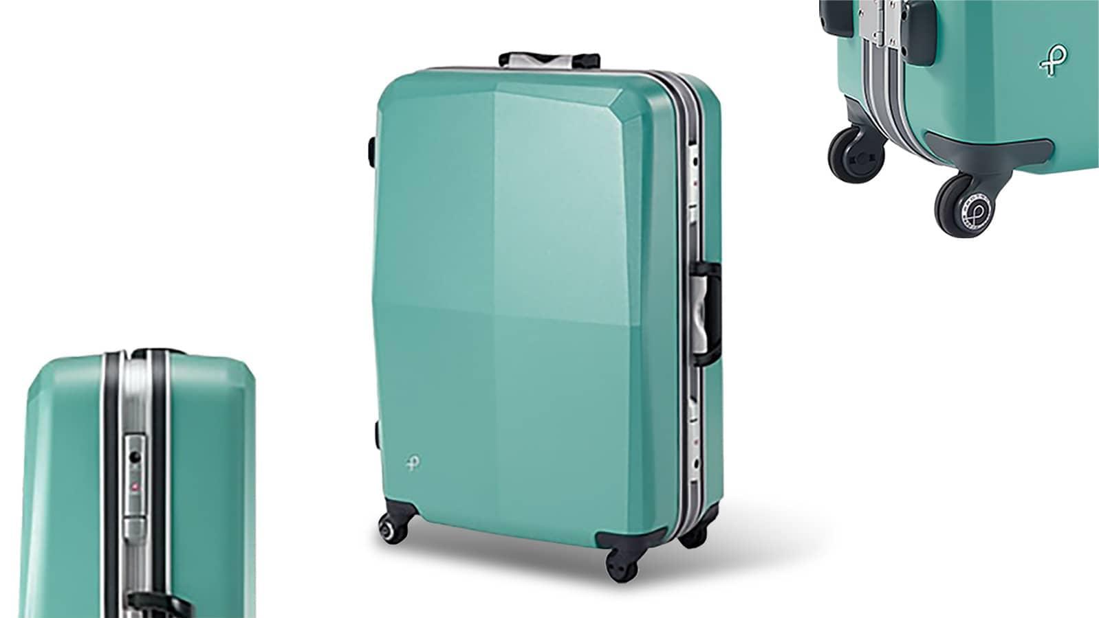 プロテカのスーツケースレンタル