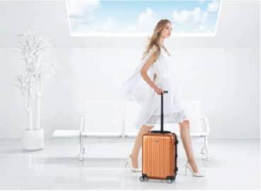 軽量タイプのスーツケース