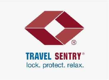 TSAロック搭載のスーツケース