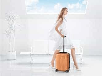 軽量スーツケース