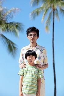 東映映画「ぼくのおじさん」 松田龍平さん
