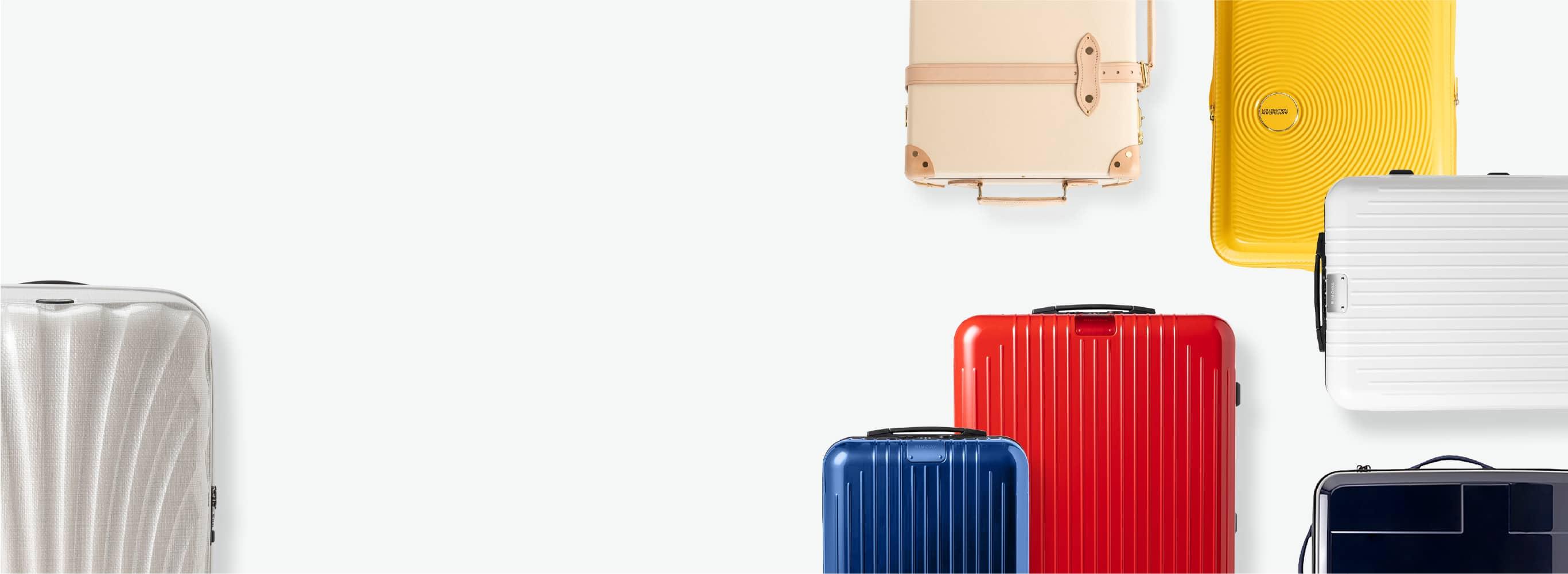 気になるスーツケースを試して新品購入